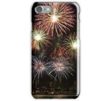 High Five - Sydney Harbour - New Years Eve - Midnight Fireworks  iPhone Case/Skin