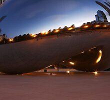 The Bean by Adam Bykowski