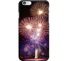 The First Bang - Sydney Harbour - New Years Eve - Midnight Fireworks iPhone Case/Skin