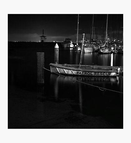 Rescue Patrol Photographic Print
