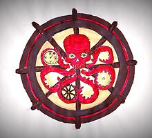 Hail Hydra Logo by NicoleJadeArt
