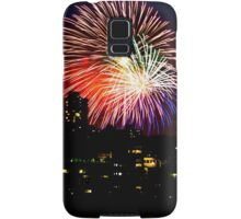 Sydney Harbour Fireworks - New Years Eve  Samsung Galaxy Case/Skin