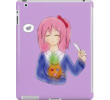 Sakura & Pineapple iPad Case/Skin