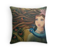 Eloise Throw Pillow