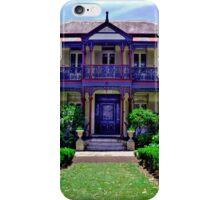 Boronia House, Mosman - NSW - Australia iPhone Case/Skin