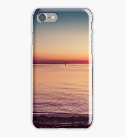 When The Boats Come Home iPhone Case/Skin