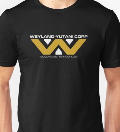 The Weyland-Yutani Corporation Logo Unisex T-Shirt