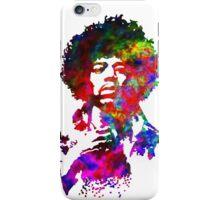 Jimi Hendrix - Psychedelic iPhone Case/Skin