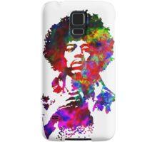 Jimi Hendrix - Psychedelic Samsung Galaxy Case/Skin