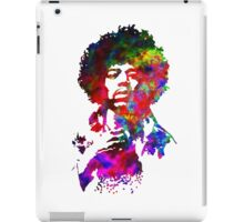 Jimi Hendrix - Psychedelic iPad Case/Skin