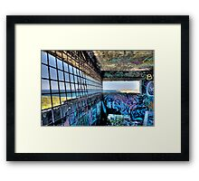 Grate Full View Two Framed Print