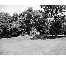 Slope Photographic Print