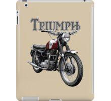 Triumph Bonneville iPad Case/Skin