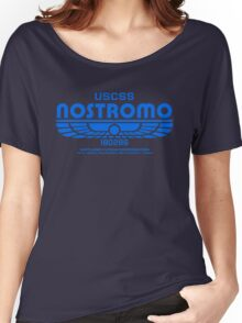 Nostromo - Alien - Prometheus (Clean non-distressed) Women's Relaxed Fit T-Shirt