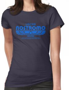 Nostromo - Alien - Prometheus (Clean non-distressed) Womens Fitted T-Shirt