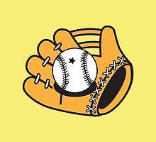 Cute Baseball mitt by jazzydevil