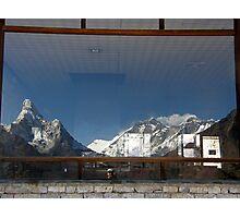Reflections of Grandeur; Mt. Everest Photographic Print