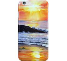 Sunset Glow iPhone Case/Skin