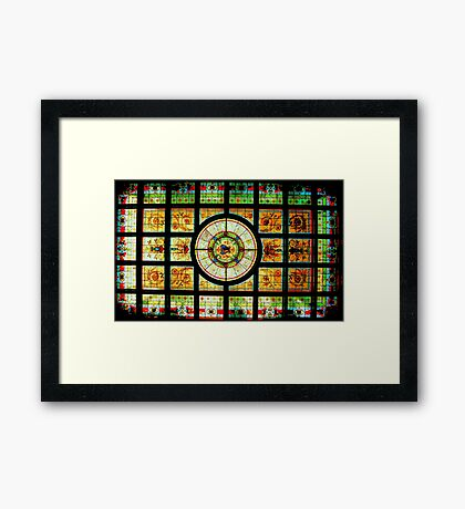 Parliament House NSW - Australia Framed Print