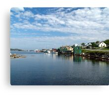 West Dover, Nova Scotia Canvas Print