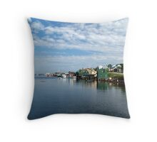 West Dover, Nova Scotia Throw Pillow