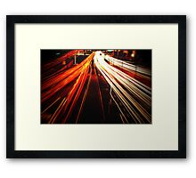 Sydney Harbour Bridge - Australia Framed Print