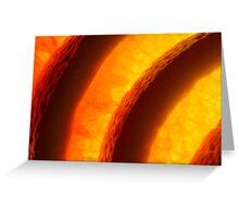 Blood Orange Greeting Card