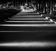Waterfront Shadows by Neil Robinson