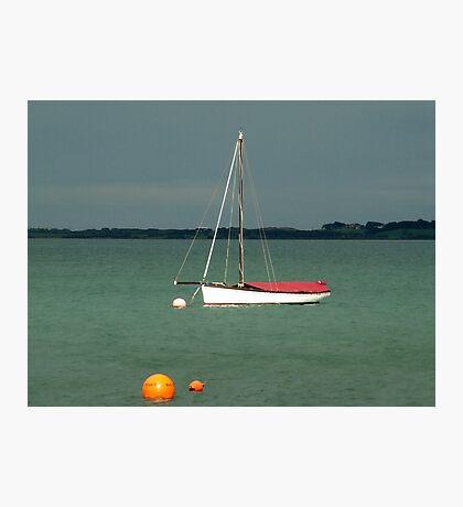 Sail Boat Photographic Print
