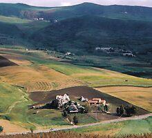 Rural Sicily and Sicilian Small Towns by Igor Pozdnyakov