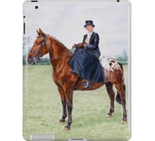A Touch of Class iPad Case/Skin