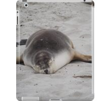 Austraian fur seal iPad Case/Skin