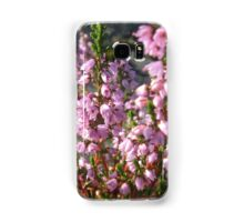 heather in the forest Samsung Galaxy Case/Skin