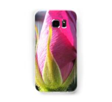 dog rose in the wildness Samsung Galaxy Case/Skin