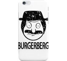 Burgerberg iPhone Case/Skin