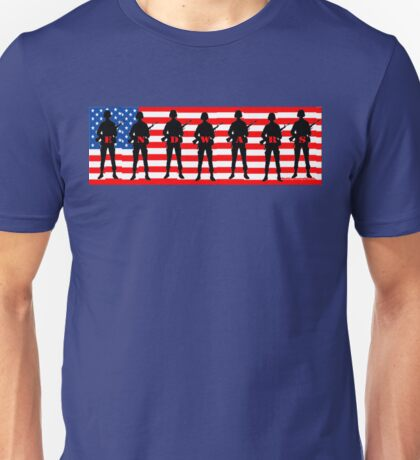 Memorial Day: End Wars Unisex T-Shirt