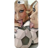 Blessed are the ball-lickers iPhone Case/Skin