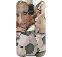 Blessed are the ball-lickers Samsung Galaxy Case/Skin