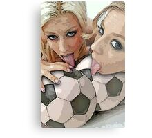 Blessed are the ball lickers Metal Print