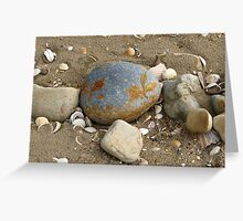 Clifton Beach Greeting Card