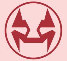 Rubbernorc NOGL Emblem - Red Kids Clothes