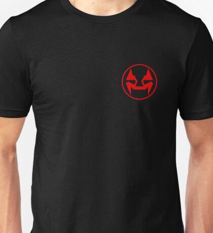 Rubbernorc NOGL Emblem - Red Unisex T-Shirt