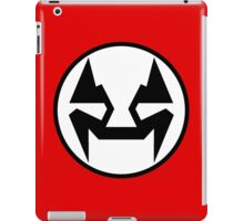 Rubbernorc NOGL Emblem - Flag iPad Case/Skin