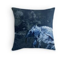 Charging Hino Throw Pillow