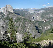 Yosemite, Glacier Point by Michiel van Erp