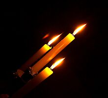 Candles by James Millward