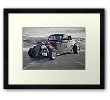 1936 Plymouth Coupe 'Rat Master' Framed Print