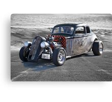 1936 Plymouth Coupe 'Rat Master' Canvas Print