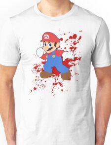 Mario - Super Smash Bros Unisex T-Shirt