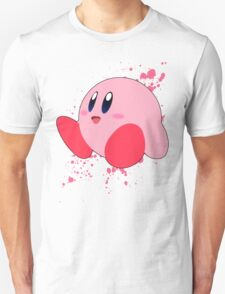 Kirby - Super Smash Bros T-Shirt